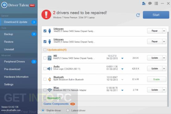 Driver Talent Pro 6.5.60.172 Portable Latest Version Download