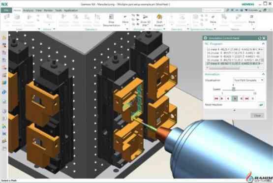 Siemens PLM NX 12.0.1 MP02 Latest Version Download