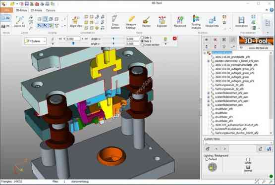 3D-Tool v13.11 Premium x64 Offline Installer Download
