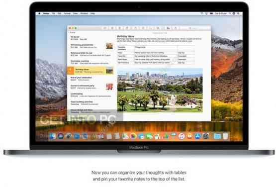MacOS High Sierra v10.13.3 Direct Link Download
