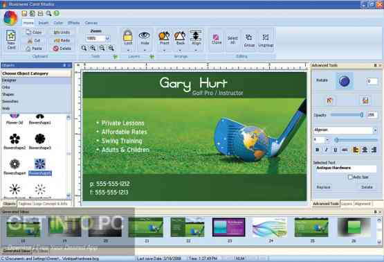 Summitsoft Business Card Studio Deluxe Latest Version Download