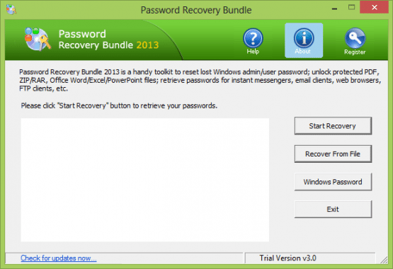 Password Recovery Bundle 2018 Enterprise Direct Link Download