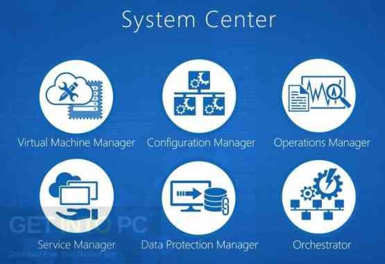 Microsoft System Center 2016 Latest Version Download
