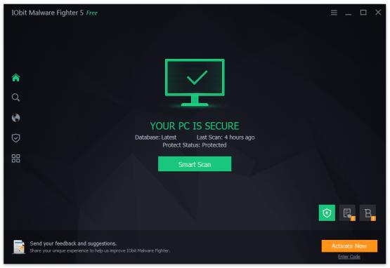 IObit Malware Fighter Pro 5.6 Offline Installer Download