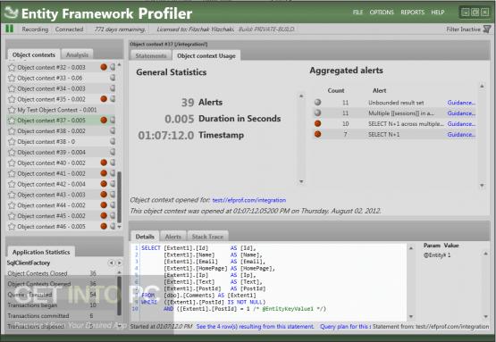 Entity Framework Profiler 4 Direct Link Download