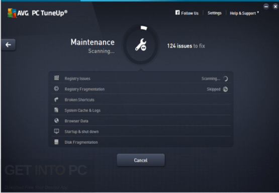 AVG PC TuneUp 2017 Latest Version Download