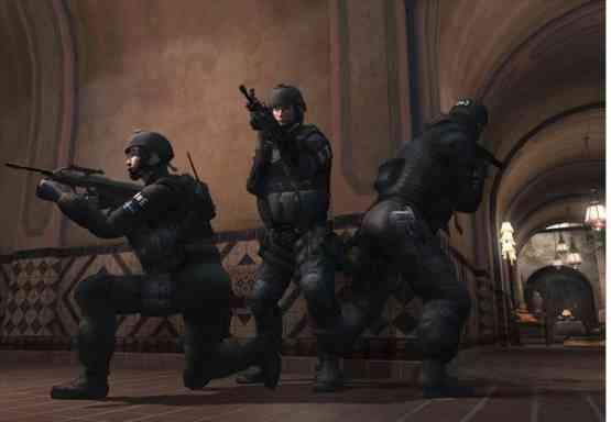 Free Download Rainbow Six Lockdown PC Game