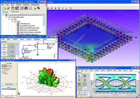 Advanced Design System (ADS) 2017 Direct Link Download