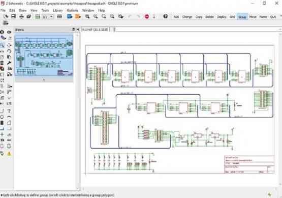 Autodesk EAGLE Premium 9 Offline Installer Download