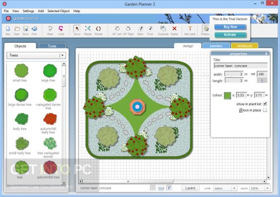 Garden Planner Offline Installer Download