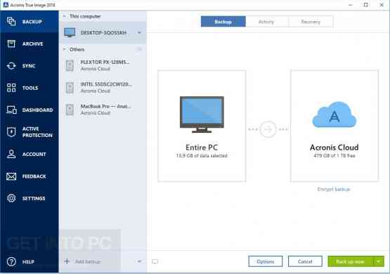 Acronis True Image 2018 Direct Link Download