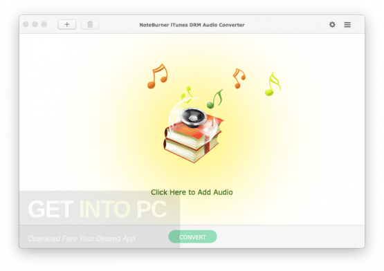 NoteBurner iTunes DRM Audio Converter for Mac OS Latest Version Download