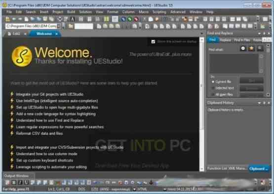 IDM UEStudio 17.20.0.16 Direct Link Download