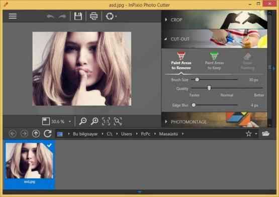 InPixio Photo Clip Professional 8.5.0 + Portable Offline Installer Download