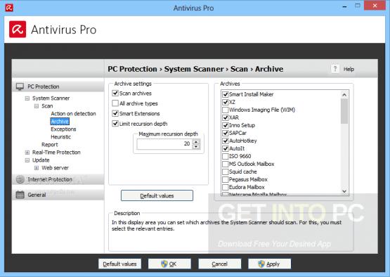 Avira Antivirus Pro v15 Direct Link Download