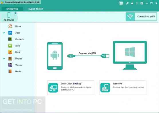 Android Assistant For Windows Direct Link Download