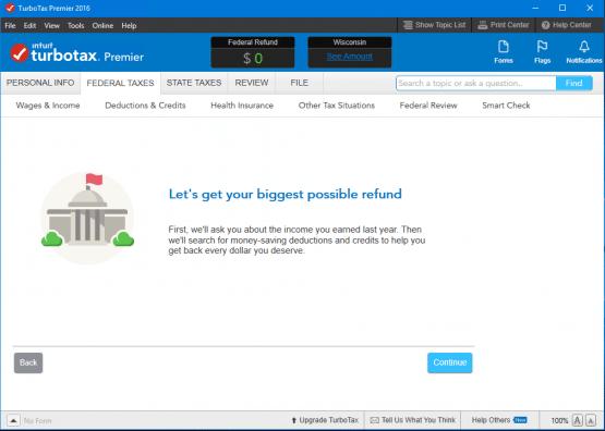 Intuit TurboTax Premier 2017 Latest Version Download
