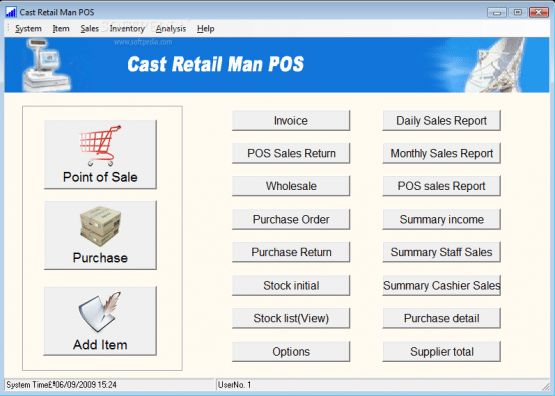 Retail Man POS Latest Version Download