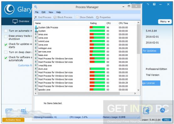 Glary Utilities Pro 5.68.0.89 Latest Version Download