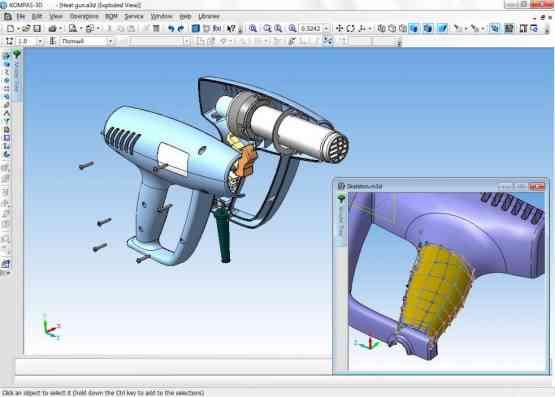 KOMPAS-3D 17.1.7 Offline Installer Download