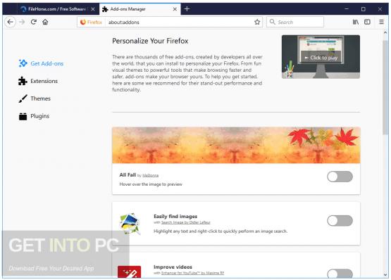 Mozilla Firefox Quantum 57.0.1 Latest Version Download