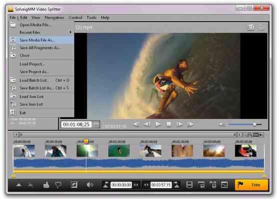 SolveigMM Video Splitter 2018 6.1.1807.24 Direct Link Download