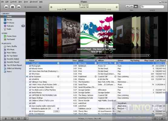Apple iTunes 12.7.2.60 Direct Link Download
