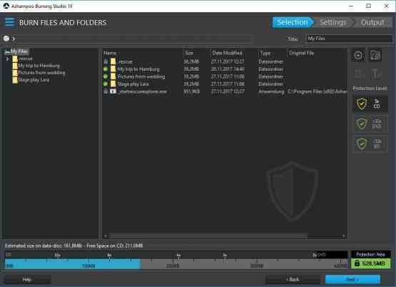 Ashampoo Burning Studio 19.0.0.25 Direct Link Download