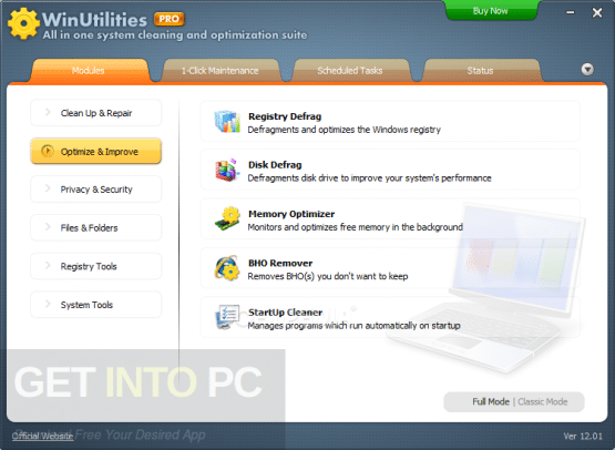 WinUtilities Professional Edition 13 DIrect Link Download
