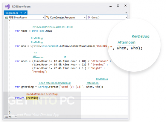 RevDeBug - Record & Replay for .NET Direct Link Download