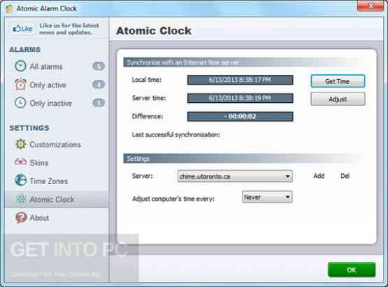 Atomic Alarm Clock Direct Link Download