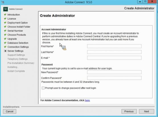 Adobe Connect Enterprise 9.6.1 Offline Installer Download