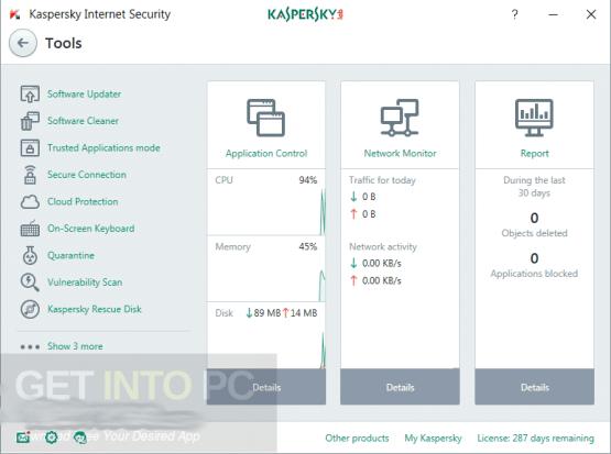 Kaspersky Internet Security 2018 Direct Link Download