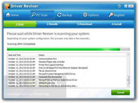 ReviverSoft Driver Reviver 5.25.6.2 Offline Installer Download