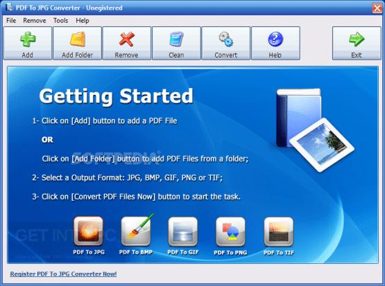 PDF To JPG Converter Direct Link Download