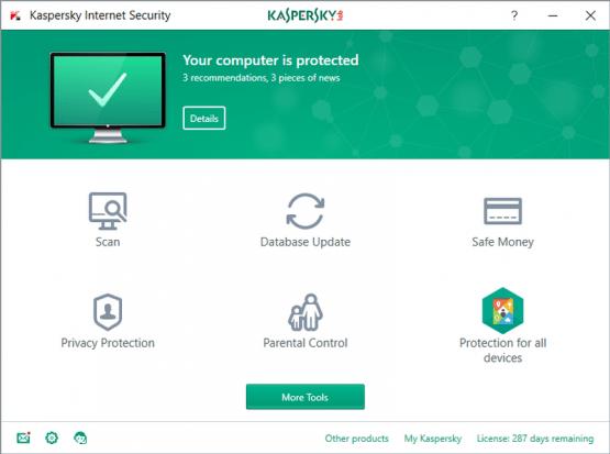 Kaspersky Internet Security 2019 Direct Link Download