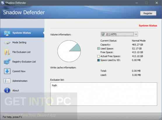 Shadow Defender 1.4.0.672 Latest Version Download