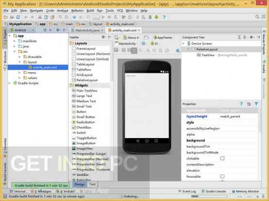 Android SDK 24.4.1 Offline Installer Download