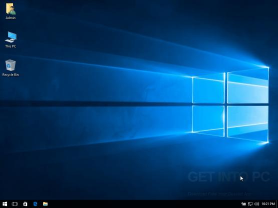 Windows 10 Pro x64 ISO With Mar 2017 Offline Installer Download