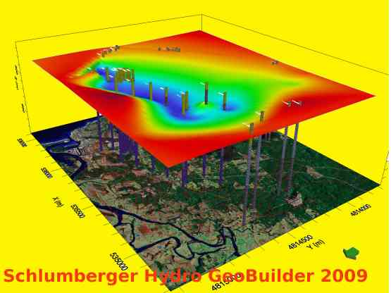 Schlumberger Hydro GeoBuilder 2009 Free Download
