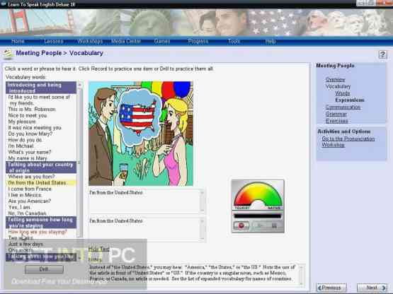 Easy Learning English v6 Offline Installer Download