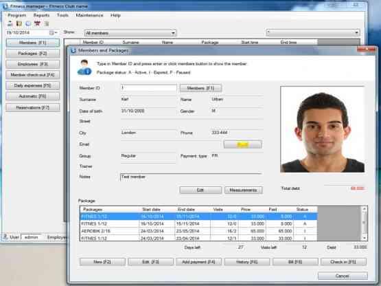 Fitness Manager 9 Offline Installer Download