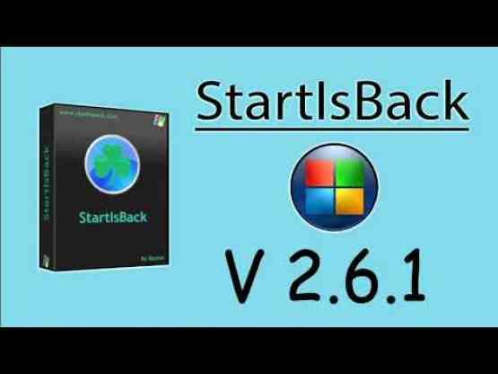 StartIsBack ++ 2.6.2 Free Download