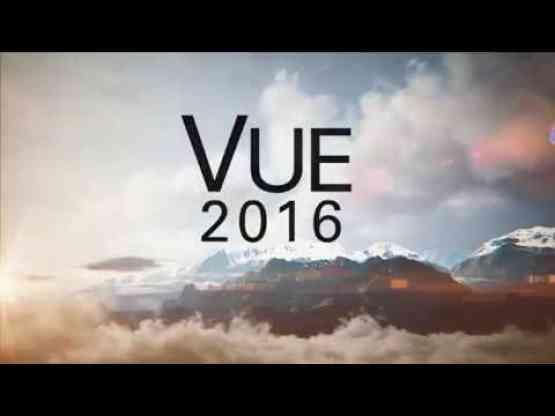 Vue xStream Pro 2016 Free Download