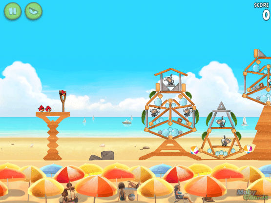 Download Free Angry Birds Rio