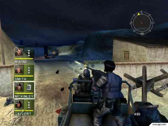 Conflict Desert Storm 2 Free Setup Download