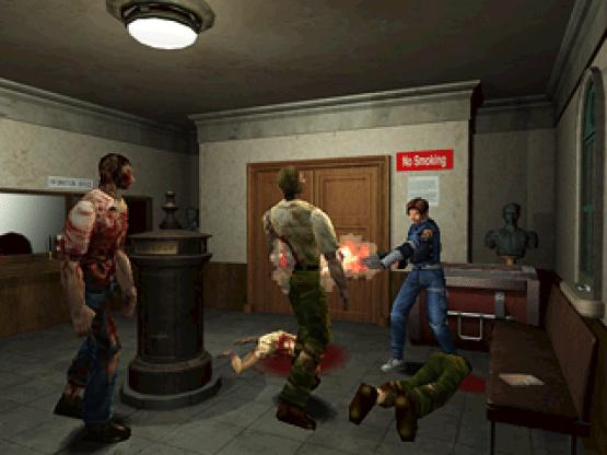 Resident-Evil-2-Game-Setup