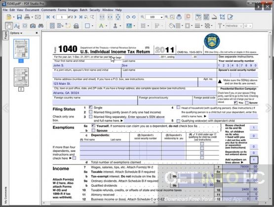 Qoppa PDF Studio Pro 11 Offline Installer Download