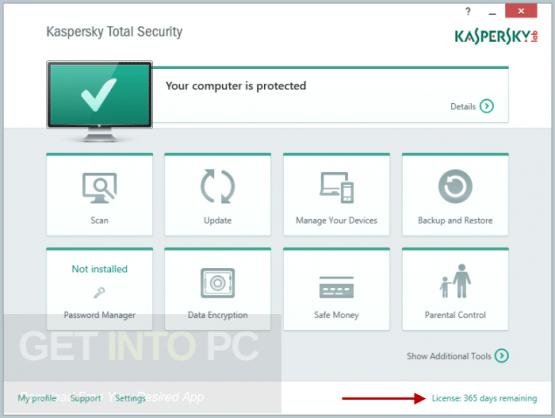 Kaspersky Total Security 2018 Direct Link Download