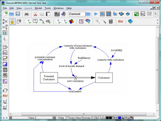 Vensim DSS 6.4E Latest Version Download